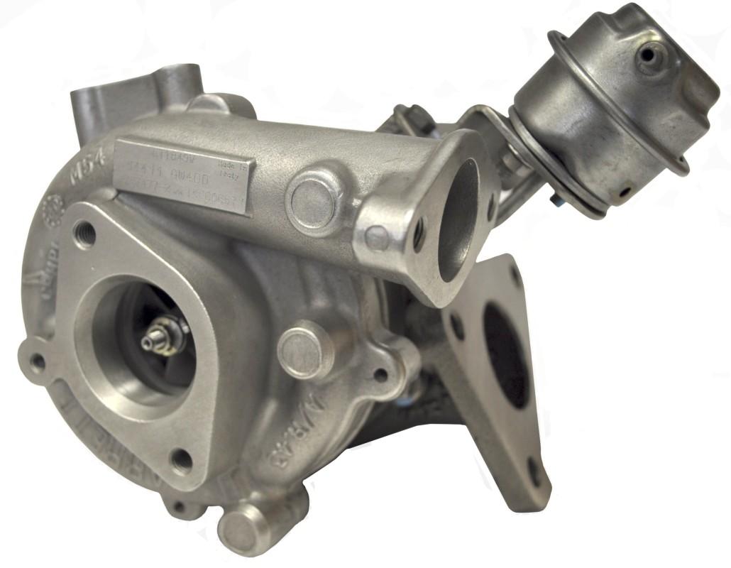 Турбокомпрессор MX300/340kW DAF CF85IV/XF105 (крыльчатка из титана) – фото 1