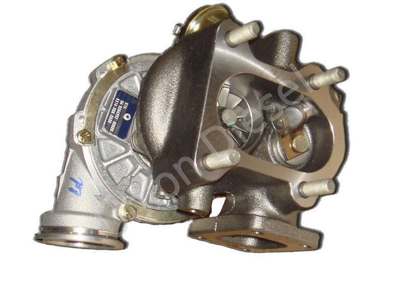 Турбокомпрессор K16 OM904LA-E2 MB ATEGO – фото 1