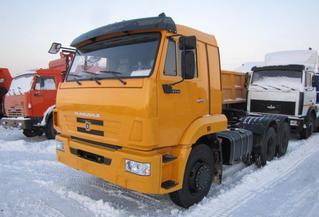 ТЯГАЧ КАМАЗ-65116-6010-23(A4) – фото 1