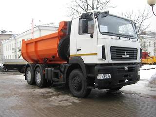 САМОСВАЛ МАЗ-6501С5-580-000 – фото 1