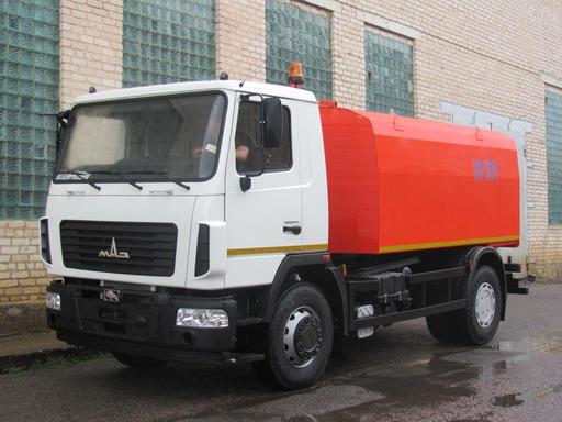 Каналопромывочная машина КО-564-30 – фото 1