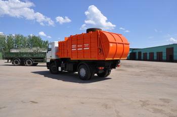 МУСОРОВОЗ МК-3551-03 / МК3552-03 НА ШАССИ МАЗ-5340С2 – фото 5