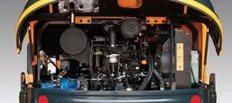 Колесный экскаватор Hyundai R60W-9S – фото 3