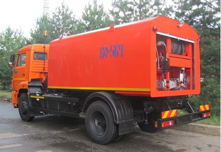 Каналопромывочная машина КО-564-20 – фото 1