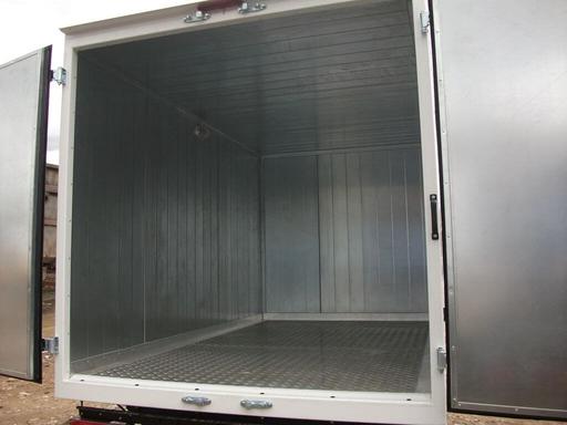 Изотермический грузовик MERCEDES-BENZ ATEGO 1218, IZOTERMA 8,85m – фото 3