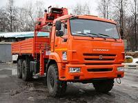 КМУ KANGLIM KS-1256 G-II на базе шасси КАМАЗ 43118-3027-50 – фото 3