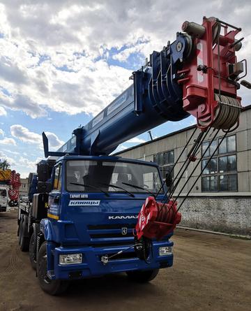 40 тонн Клинцы 8x4 Новый 19г – фото 5