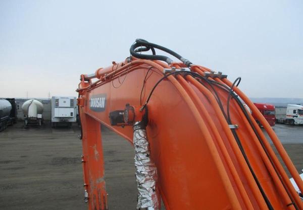 Колесный экскаватор doosan 210W 2012 – фото 3