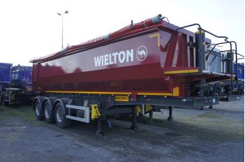 ПОЛУПРИЦЕП WIELTON NW 3 S 30 HP (ССУ 1300) – фото 1