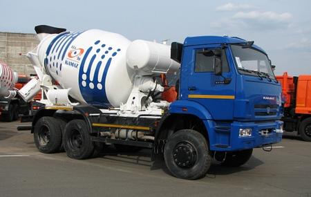 Автобетоносмеситель 58146V (ABS-6K) (шасси КАМАЗ-65111/53228 6х6) – фото 1