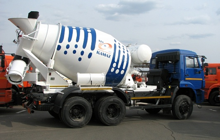 Автобетоносмеситель 58146V (ABS-6K) (шасси КАМАЗ-65111/53228 6х6) – фото 2