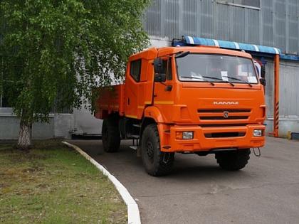 Вахтовый автобус НЕФАЗ-42111 – фото 1