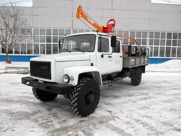 БКМ-317А-02 (ГИДРАВЛИКА, С ОДНОРЯДНОЙ КАБИНОЙ) – фото 1
