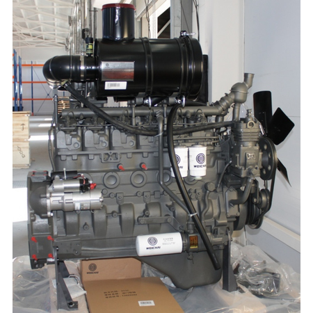 Двигатель WEICHAI   WP6G125E22  2019 – фото 1