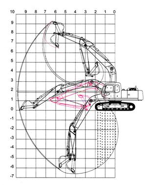 Экскаватор SE270 – фото 2