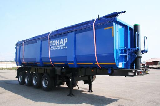Полуприцеп-ломовоз Тонар SH4-45M – фото 1