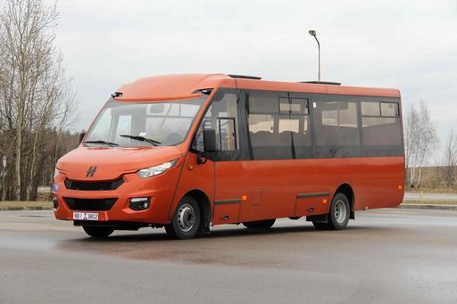 """Автобус НЕМАН 420211-511 """"ГОРОДСКОЙ"""" – фото 1"""