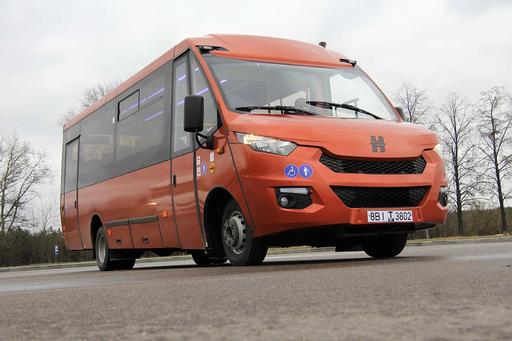 """Автобус НЕМАН 420211-511 """"ГОРОДСКОЙ"""" – фото 2"""