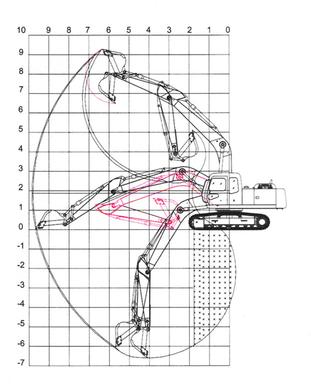 Экскаватор SE240 – фото 2