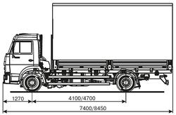 КАМАЗ 4308-6063-69(G5) – фото 3