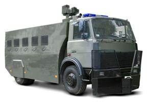 Автомобиль специальный бронированный «Миротворец» класс 3 – фото 1