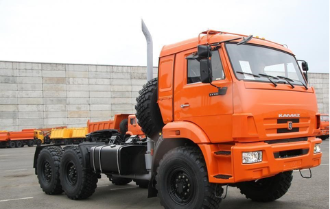 Седельный тягач КАМАЗ 53504-6013-50 – фото 1