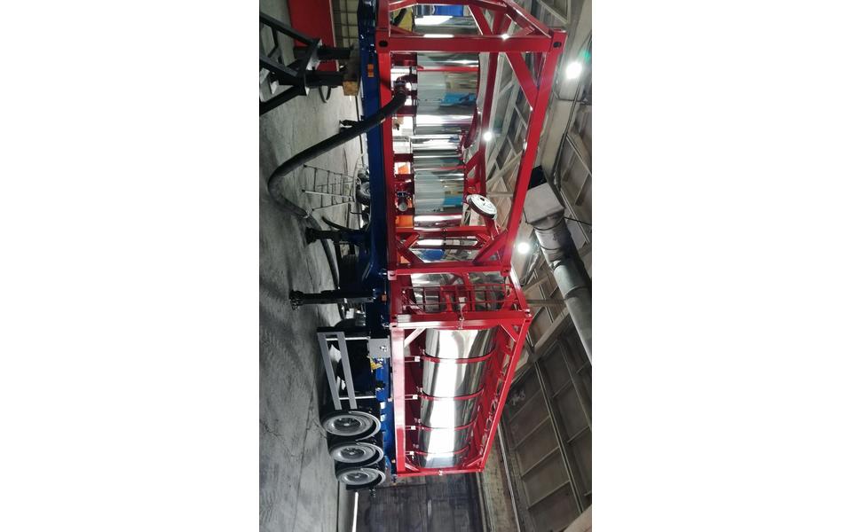 Полуприцеп контейнеровоз ППК34-83.001 34 тонны – фото 9