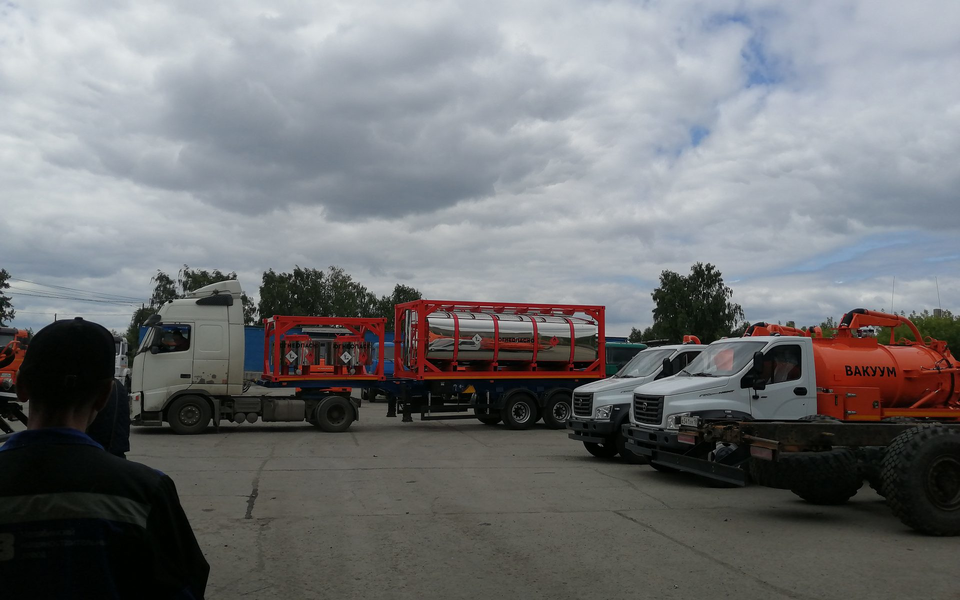 Полуприцеп контейнеровоз ППК34-83.001 34 тонны – фото 13