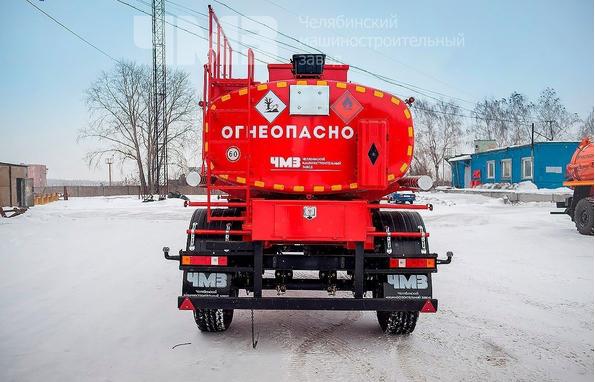 Прицеп цистерна для перевозки светлых нефтепродуктов ПЦ-10 – фото 1