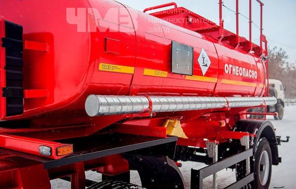 Прицеп цистерна для перевозки светлых нефтепродуктов ПЦ-10 – фото 20
