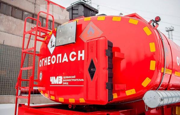 Прицеп цистерна для перевозки светлых нефтепродуктов ПЦ-10 – фото 22