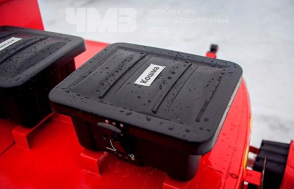 Прицеп цистерна для перевозки светлых нефтепродуктов ПЦ-10 – фото 24