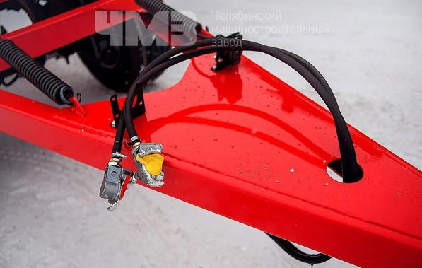 Прицеп цистерна для перевозки светлых нефтепродуктов ПЦ-10 – фото 29