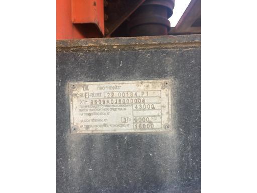 Тягач седельный КАМАЗ 65806-Т5, 2017 г.в.,  Пробег у тягача - 361 000 км. – фото 12