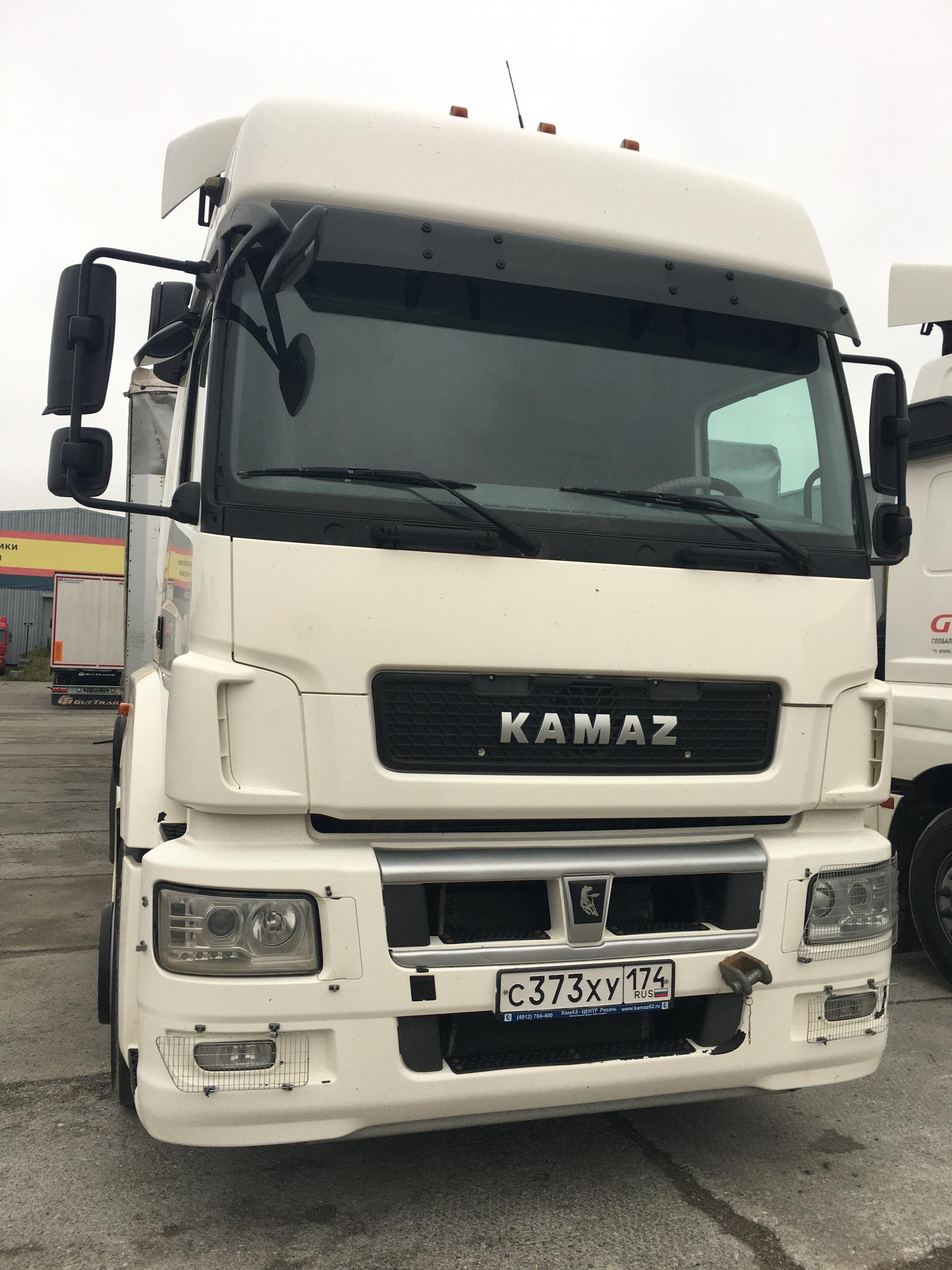 Седельный тягач КАМАЗ 5490-S5, 2015 г.в. с пробегом – фото 2