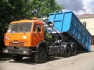 Мультилифт тросовый МК-4562-08 на базе КамАЗ (старое наименование МЛ-4700-02) – фото 1