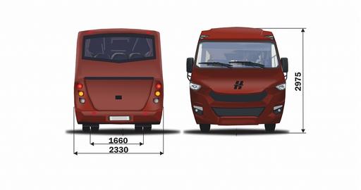 """Автобус НЕМАН 420211-511 """"ГОРОДСКОЙ"""" – фото 7"""