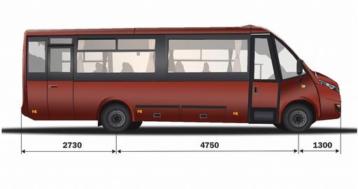 """Автобус НЕМАН 420211-511 """"ГОРОДСКОЙ"""" – фото 6"""