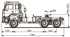 Седельный тягач КАМАЗ 65225-6141-53 – фото 3
