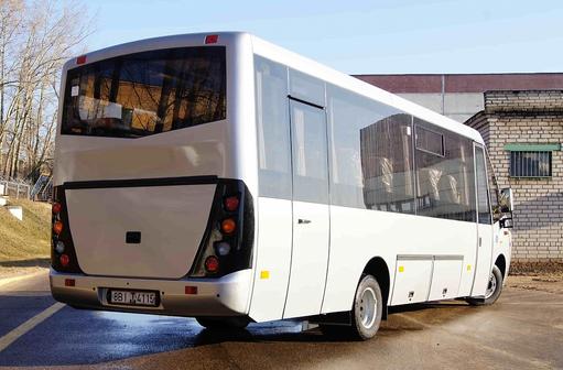 "Автобус НЕМАН 420224-511 ""МЕЖДУГОРОДНИЙ"" – фото 3"