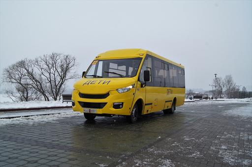 """Автобус НЕМАН 420238-511 """"ШКОЛЬНЫЙ"""" – фото 1"""