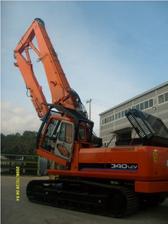 Экскаватор-разрушитель Doosan DX340LCA Demolition – фото 3