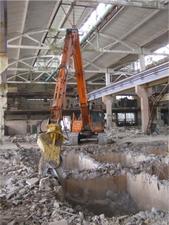 Экскаватор-разрушитель Doosan DX300LC-A Demolition – фото 1