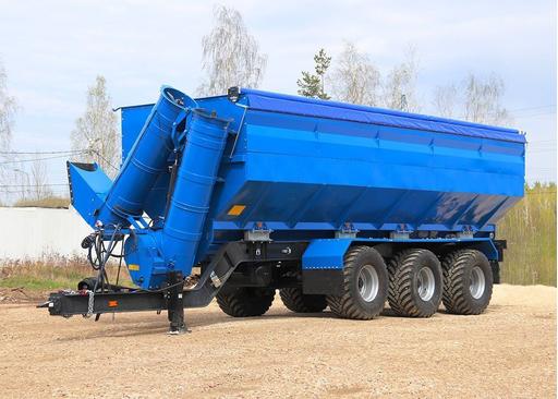 Бункер-перегрузчик зерна Тонар-БП15 – фото 1
