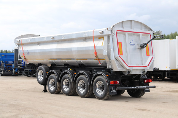 Полуприцеп ТОНАР грузовой самосвал с задней разгрузкой SL4-23/30A – фото 7