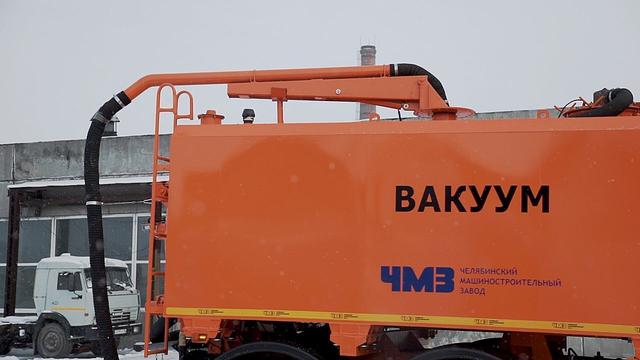 Комбинированная каналопромывочная и илососная машина МВс-6-Одг КамАЗ 65115 – фото 7