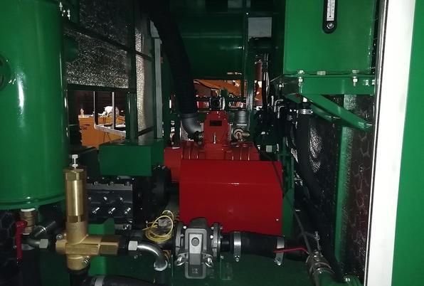 Каналопромывочная машина высокого давленияМВс-6-ОДг КамАЗ 65115 – фото 8