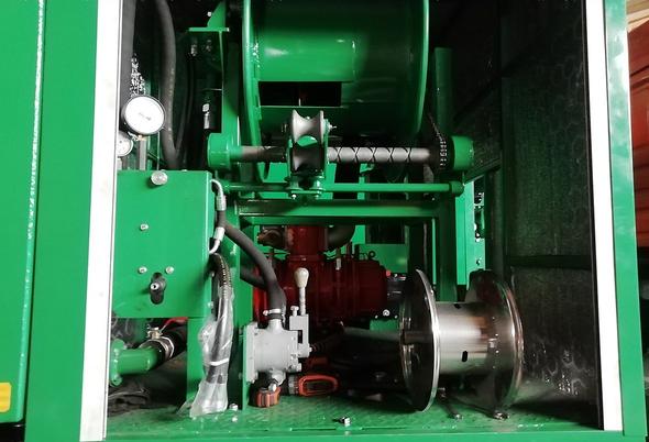 Каналопромывочная машина высокого давленияМВс-6-ОДг КамАЗ 65115 – фото 10
