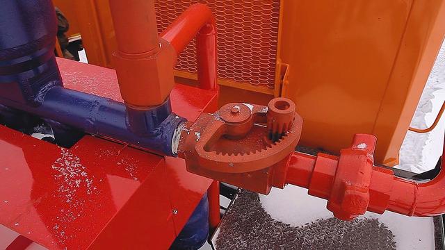 Цементировочный агрегат Навесное АЦ-32 ЦА-320 Камаз-43118 – фото 5
