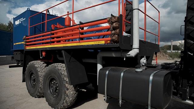 Агрегат цементировочный АЦ-32 СИН-32 Камаз-43118 – фото 12